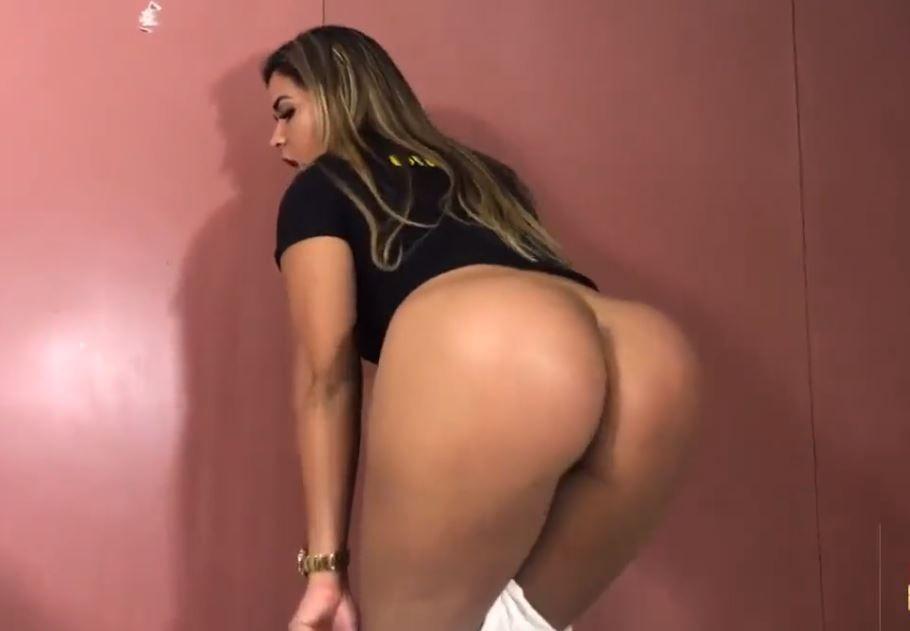 Porno Luna Oliveira Kaçador de Brazukas