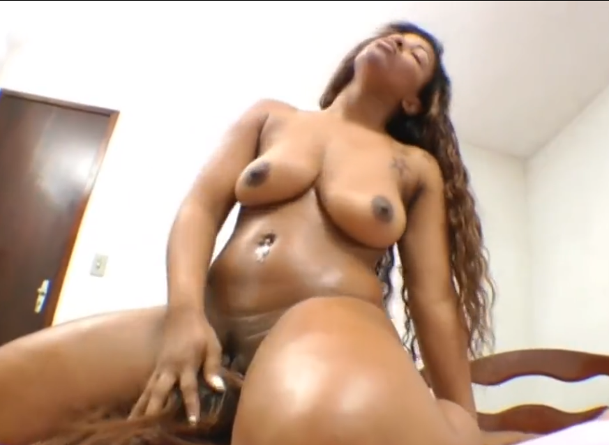 Tifanny Black Brazilian extreme facesitting